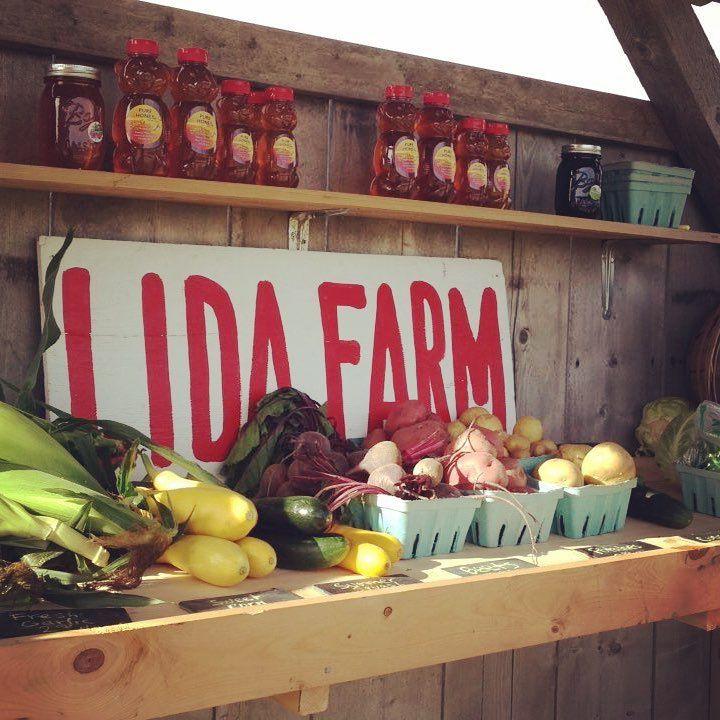 Farm stand 8.13.18