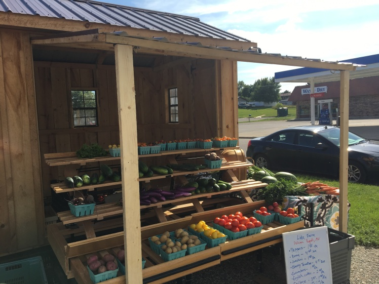 Farm Stand at Manna